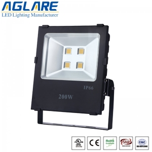 200w led rotating flood light...