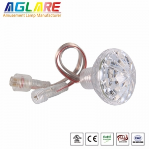 addressable 45mm high cup 14leds pixel light DC24v...