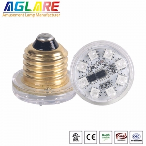 E27 auto program led rgb funfair led pixel lights ...