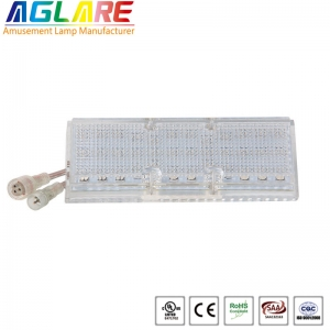 addressable dc24v ip65 rgb rides light led decorat...