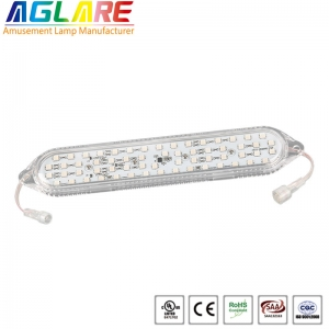 24v programmable rgb led light for amusement rides...