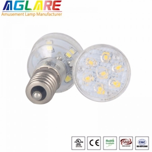 HOT SALE 14 LEDs E14 led single color amusement li...