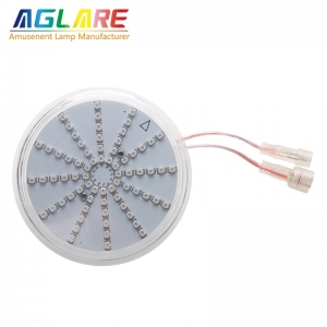 IP68 outdoor 72leds Programmable amusement RGB led...