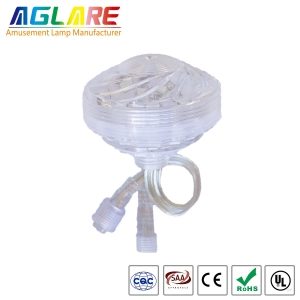 E14 rgb 60mm ac24v programmable led amusement ligh...