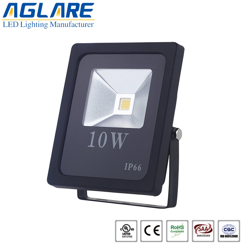 10w 110lm/w outdoor led flood light