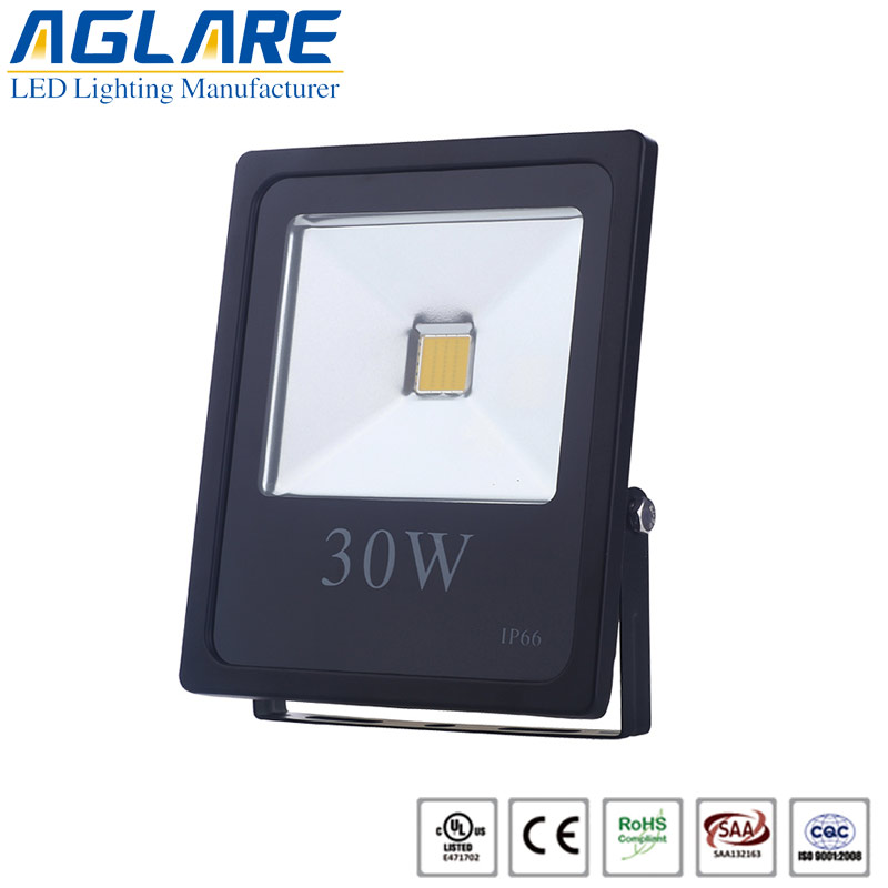 30w aglare private label led flood light