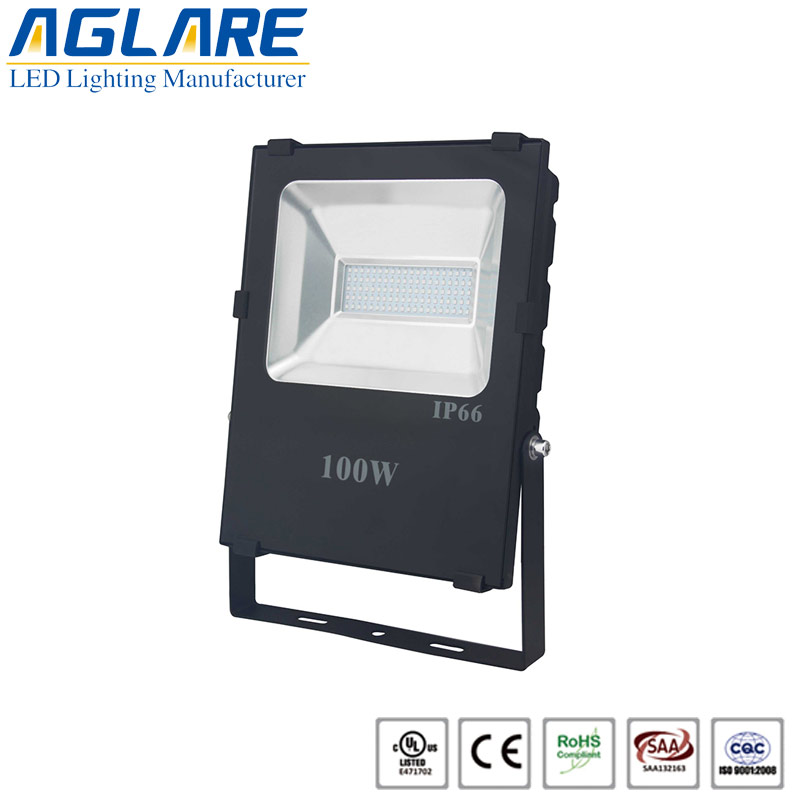 100w led flood light warm white