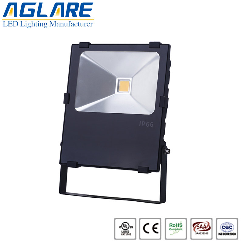 70w high lumen wall mounted led flood light