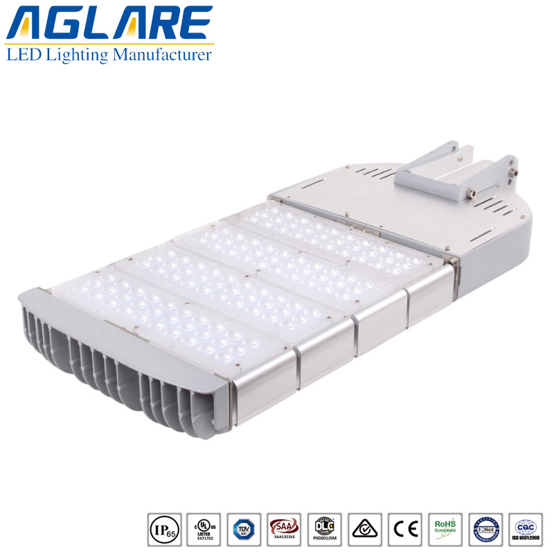 120W smd led street light luminaires