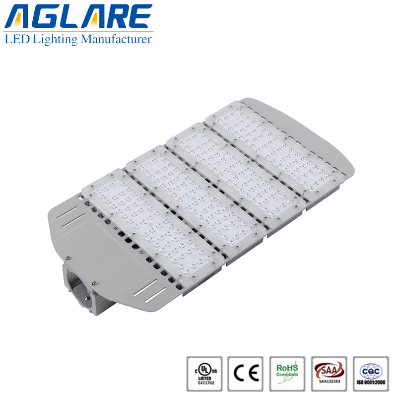 200W Ultra-thin SMD led street lights for sale