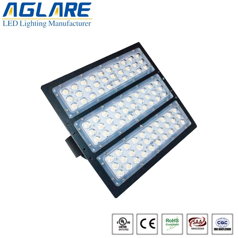 90w waterproof dmx rgb led flood light