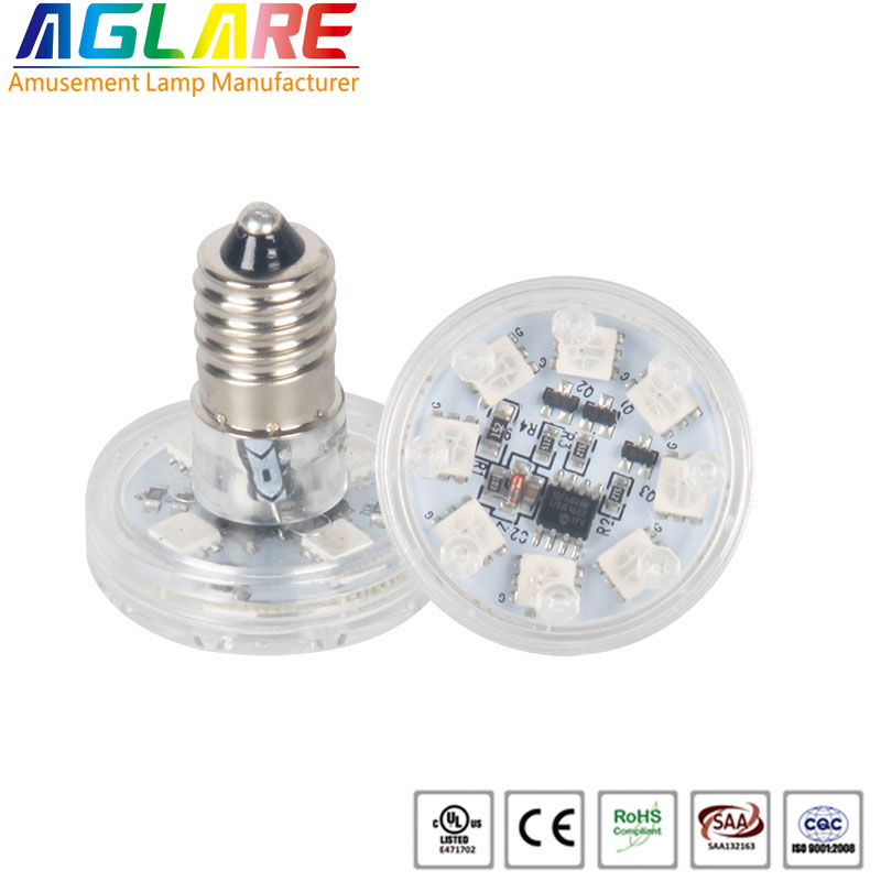 24V Led cabochon forain lampe for Lunapark Ride