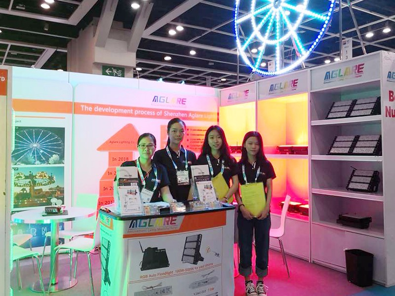 Welcome to visit us in Hong Kong Asian Attractions Expo 2018