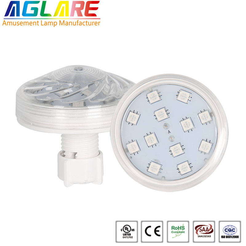 No.1-No.16 E14 5050smd rgb auto running 60mm ac24v pre-programmed IP65 amusement led for holland wheel