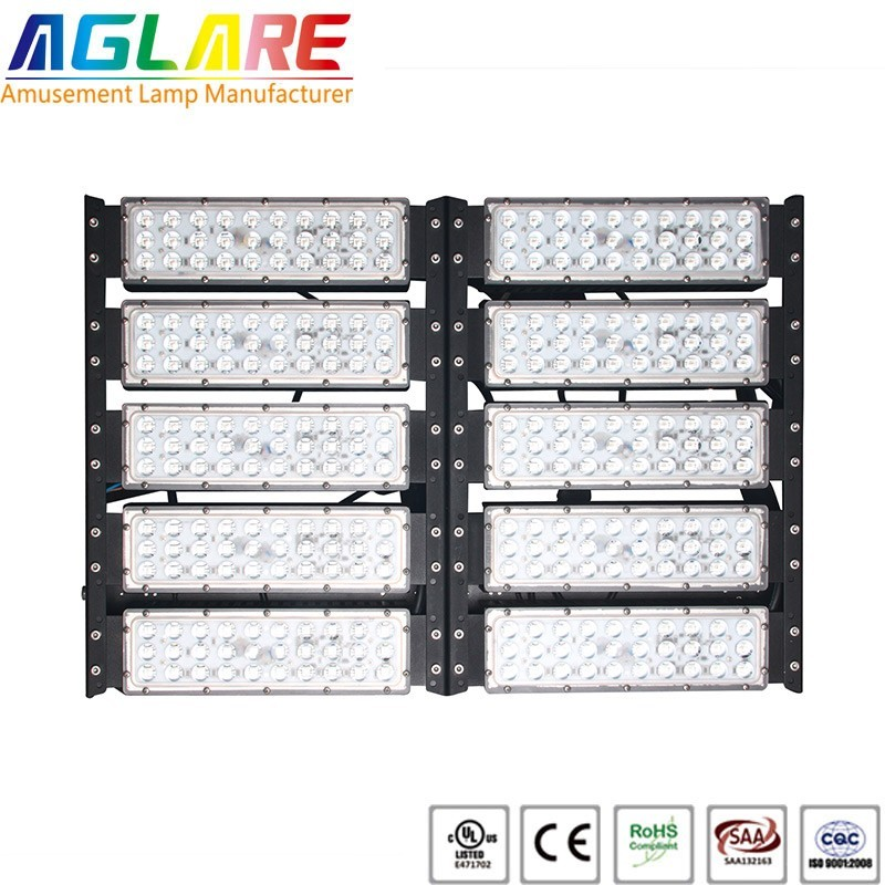 500W railway led tunnel lighting