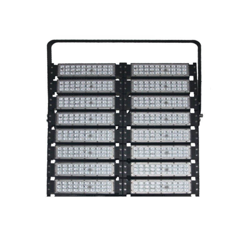 IP65 800W railway RGB led tunnel lighting